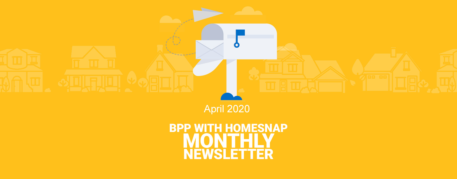 Newsletter April 2020
