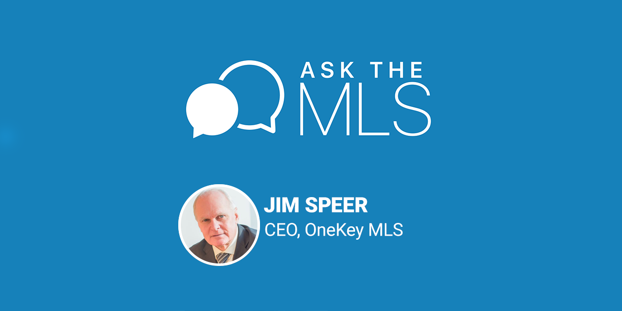 Jim Speer Ask the MLS