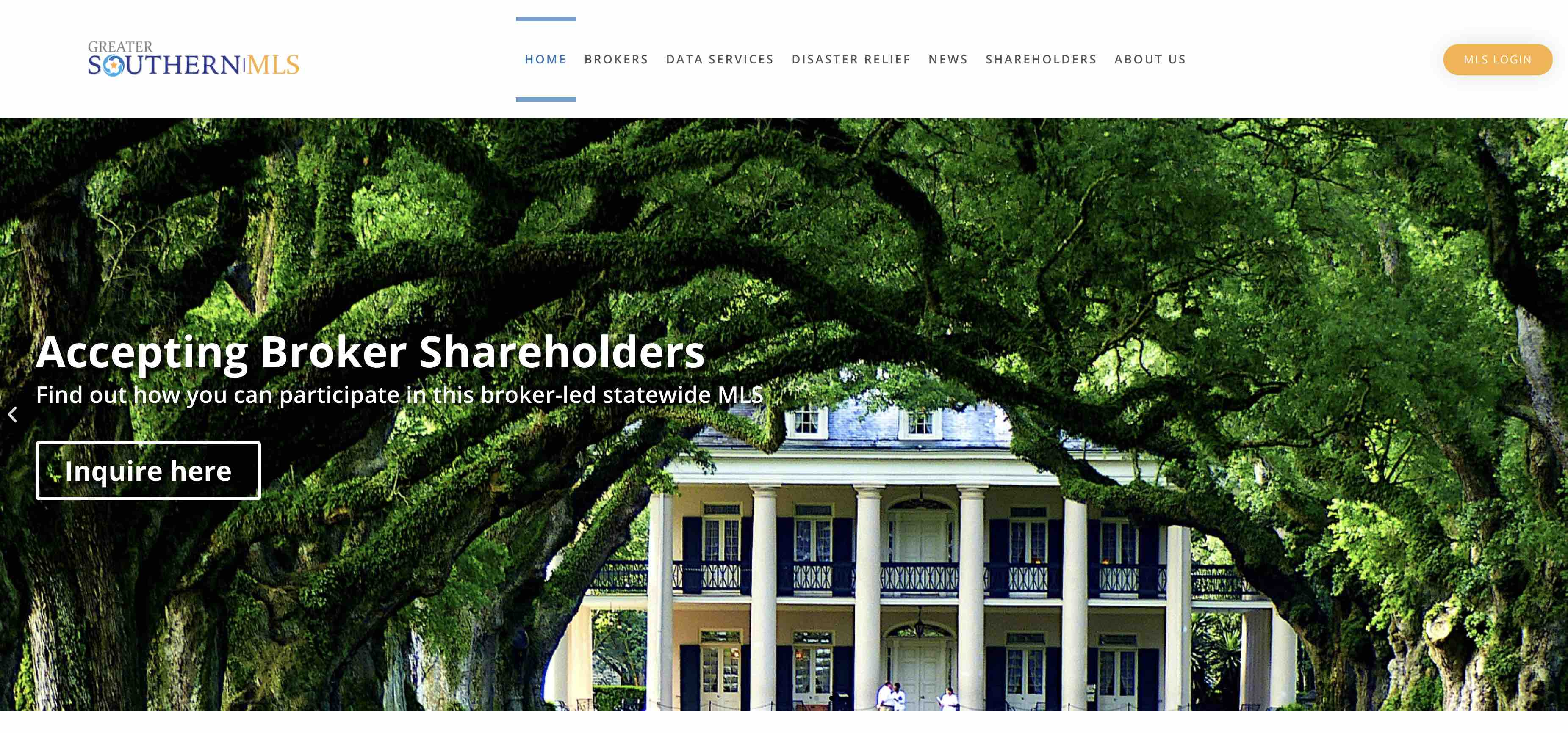 Greater Southern MLS and Broker Public Portal