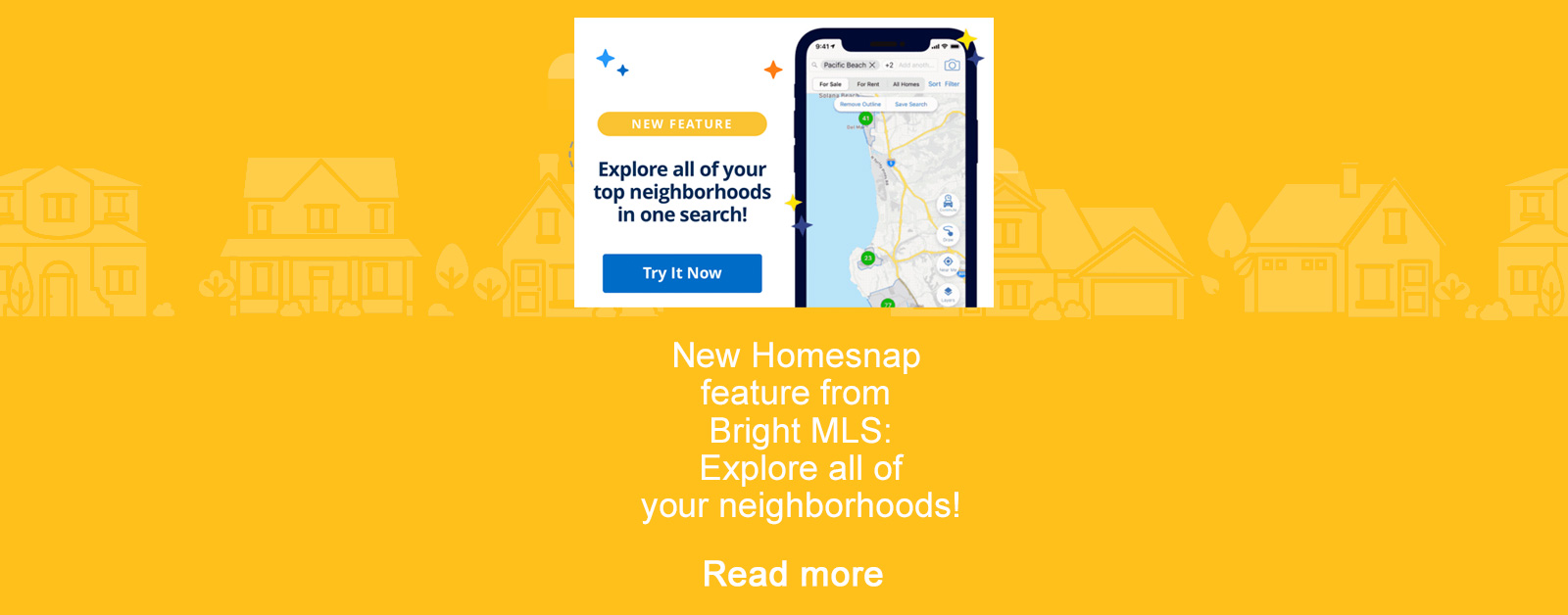 Bright MLS and Homesnap integration story