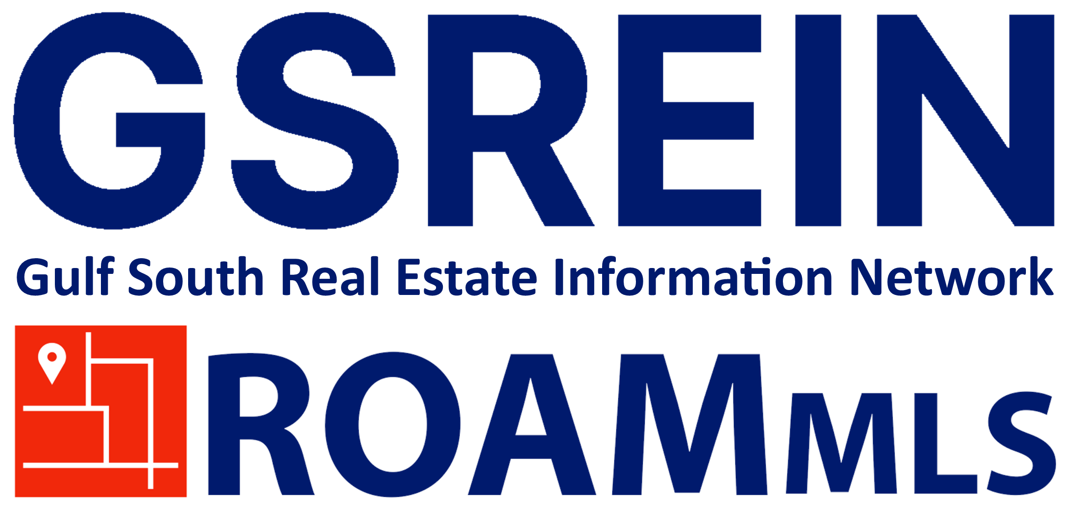 Gulf South Real Estate Information Network logo